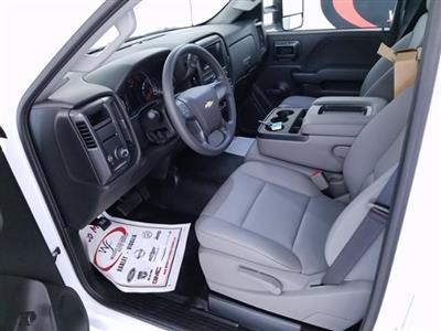 2019 Silverado Medium Duty Regular Cab DRW 4x2, Norstar ST Platform Body #TC032392 - photo 10