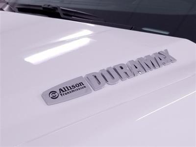 2019 Silverado Medium Duty Regular Cab DRW 4x2, Norstar ST Platform Body #TC032392 - photo 13
