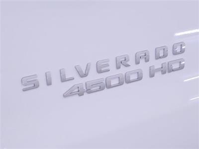 2019 Silverado Medium Duty Regular Cab DRW 4x2, Norstar ST Platform Body #TC032392 - photo 5