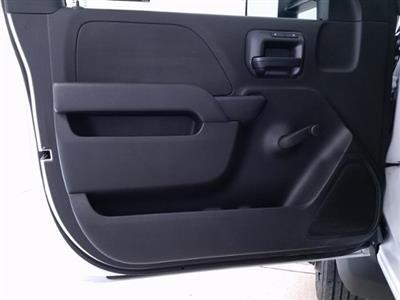2019 Silverado Medium Duty Regular Cab DRW 4x2, Norstar ST Platform Body #TC032392 - photo 8