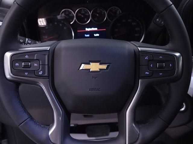 2021 Chevrolet Silverado 1500 Crew Cab 4x2, Pickup #TC040813 - photo 17