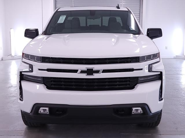 2021 Chevrolet Silverado 1500 Crew Cab 4x4, Pickup #TC040911 - photo 3