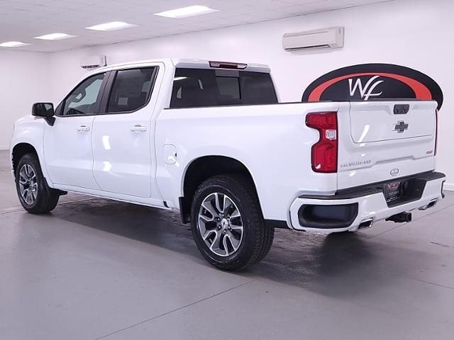 2021 Chevrolet Silverado 1500 Crew Cab 4x4, Pickup #TC040911 - photo 2