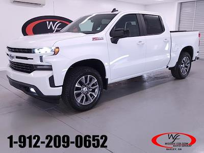2021 Chevrolet Silverado 1500 Crew Cab 4x4, Pickup #TC040911 - photo 1