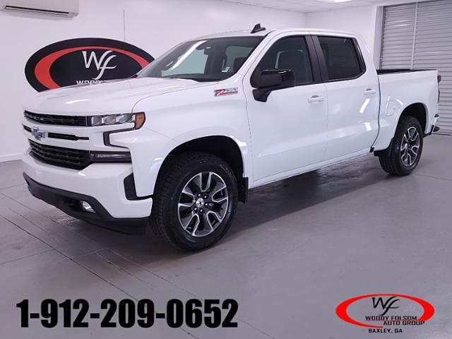 2021 Chevrolet Silverado 1500 Crew Cab 4x4, Pickup #TC041214 - photo 1