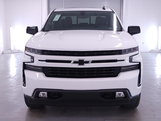 2021 Chevrolet Silverado 1500 Crew Cab 4x4, Pickup #TC041214 - photo 3