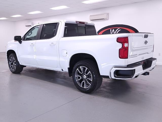 2021 Chevrolet Silverado 1500 Crew Cab 4x4, Pickup #TC041214 - photo 2