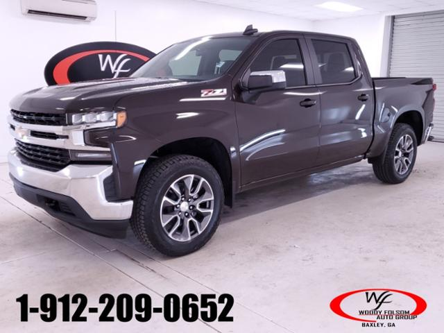 2020 Chevrolet Silverado 1500 Crew Cab 4x4, Pickup #TC041301 - photo 1