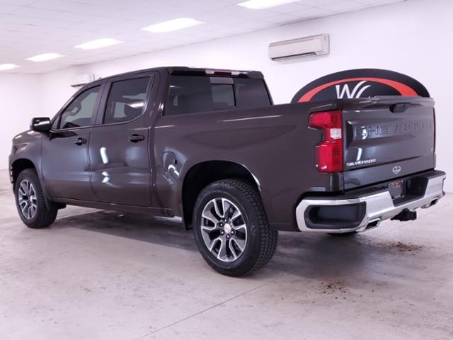 2020 Chevrolet Silverado 1500 Crew Cab 4x4, Pickup #TC041301 - photo 2