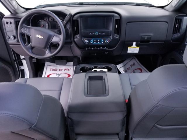 2019 Silverado 3500 Crew Cab DRW 4x4,  CM Truck Beds RD Model Platform Body #TC042397 - photo 13
