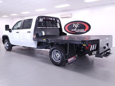 2021 Chevrolet Silverado 3500 Crew Cab 4x4, CM Truck Beds Platform Body #TC042614 - photo 2