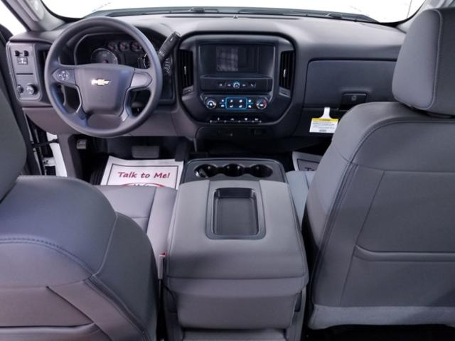 2019 Silverado 3500 Crew Cab DRW 4x4,  CM Truck Beds RD Model Platform Body #TC042691 - photo 13