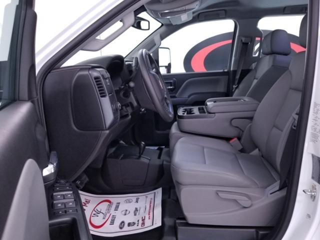 2019 Silverado 3500 Crew Cab DRW 4x4,  CM Truck Beds RD Model Platform Body #TC043096 - photo 8