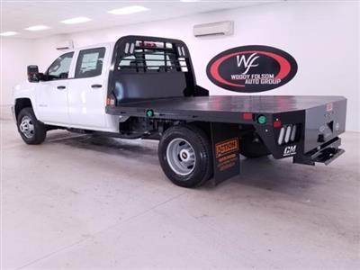 2019 Silverado 3500 Crew Cab DRW 4x4,  CM Truck Beds RD Model Platform Body #TC043096 - photo 2