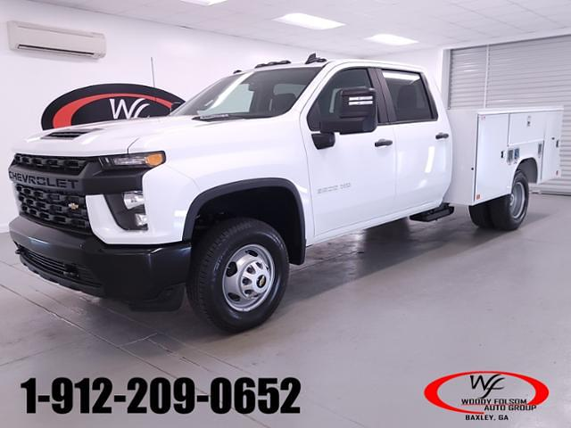 2021 Chevrolet Silverado 3500 Crew Cab 4x2, Reading SL Service Body #TC050214 - photo 1