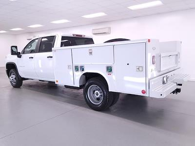 2021 Chevrolet Silverado 3500 Crew Cab 4x2, Reading SL Service Body #TC050214 - photo 2