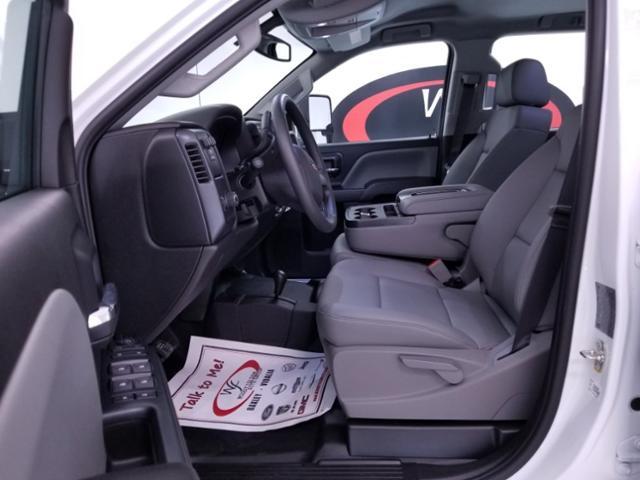 2019 Silverado 3500 Crew Cab DRW 4x4,  Reading SL Service Body #TC050397 - photo 10