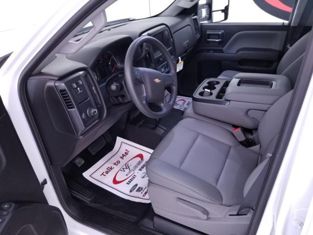 2019 Silverado 3500 Crew Cab DRW 4x4,  Reading SL Service Body #TC050397 - photo 11