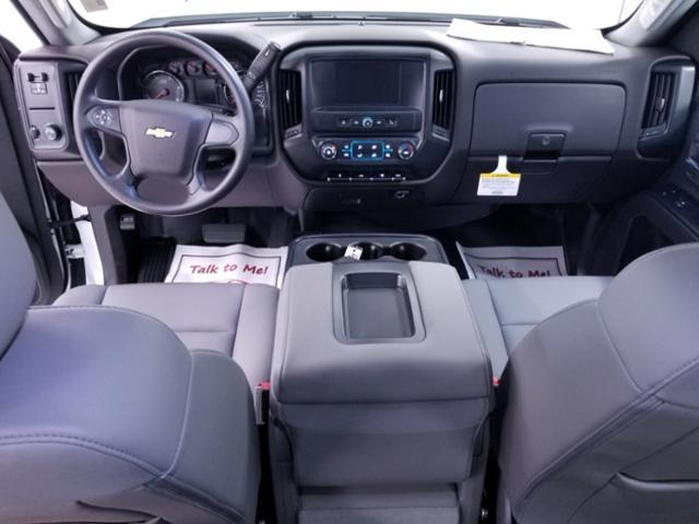 2019 Silverado 3500 Crew Cab DRW 4x4,  Reading SL Service Body #TC050496 - photo 16