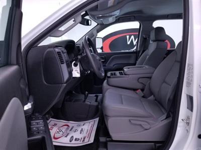 2019 Silverado 3500 Crew Cab DRW 4x4,  Reading SL Service Body #TC050496 - photo 13