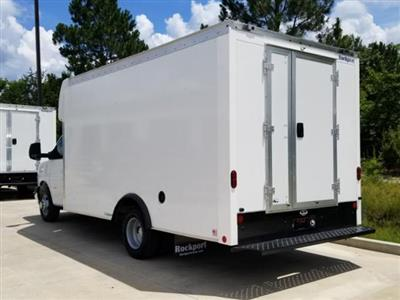 2019 Express 3500 4x2,  Rockport Cargoport Cutaway Van #TC051499 - photo 2