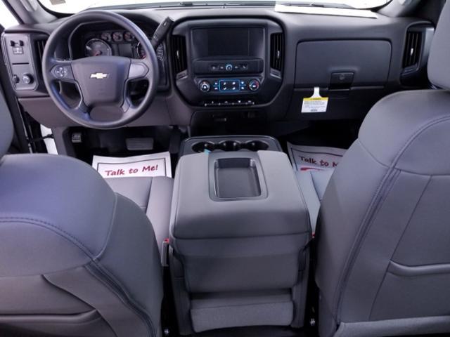 2019 Silverado 3500 Crew Cab DRW 4x4,  Reading SL Service Body #TC051590 - photo 15