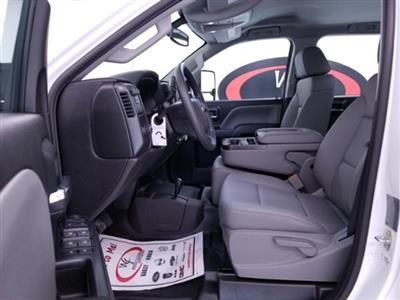 2019 Silverado 3500 Crew Cab DRW 4x4,  Reading SL Service Body #TC051590 - photo 12