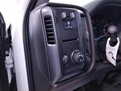 2019 Silverado 3500 Crew Cab DRW 4x4,  CM Truck Beds Platform Body #TC051595 - photo 11