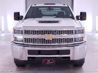 2019 Silverado 3500 Crew Cab DRW 4x4,  CM Truck Beds Platform Body #TC051595 - photo 3