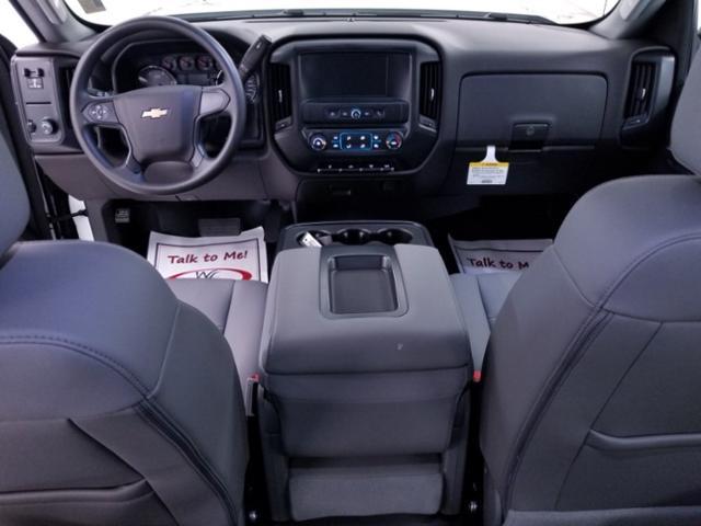 2019 Silverado 3500 Crew Cab DRW 4x4,  Reading SL Service Body #TC051599 - photo 14
