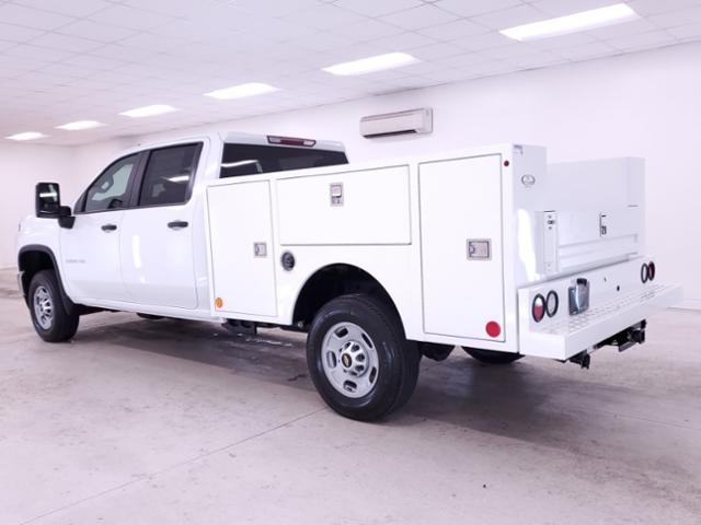 2020 Chevrolet Silverado 2500 Crew Cab 4x4, Warner Select Pro Service Body #TC052101 - photo 2