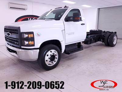 2020 Chevrolet Silverado Medium Duty Regular Cab DRW 4x2, Cab Chassis #TC052605 - photo 1