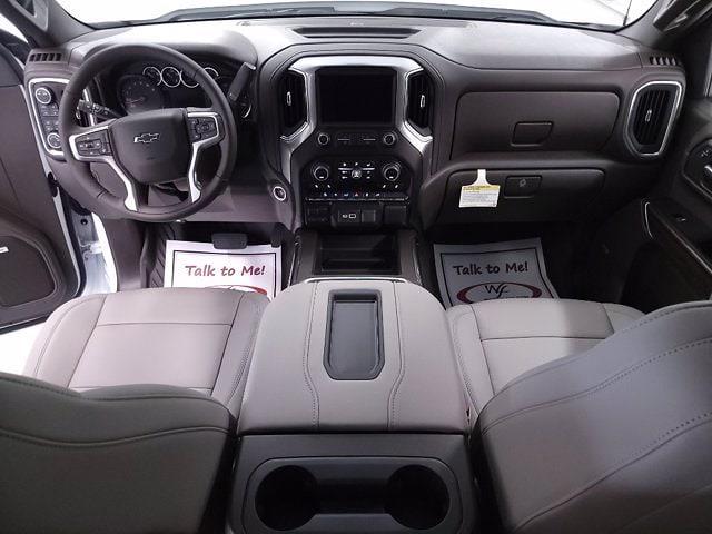 2021 Chevrolet Silverado 1500 Crew Cab 4x4, Pickup #TC060517 - photo 20