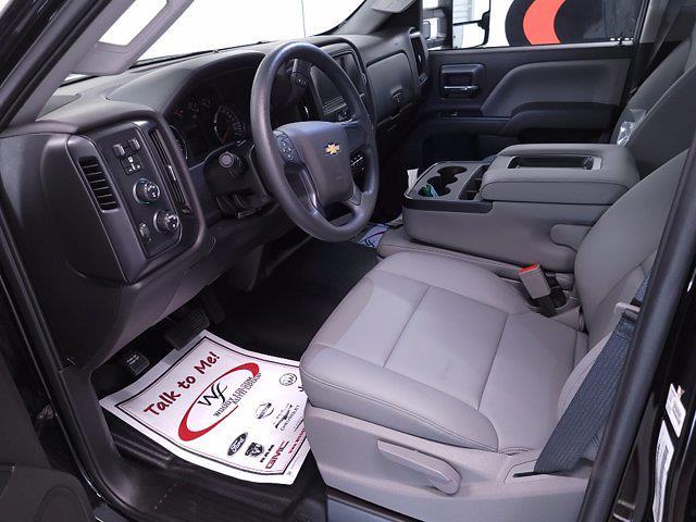 2021 Chevrolet Silverado 5500 Crew Cab DRW 4x4, Cab Chassis #TC060611 - photo 10