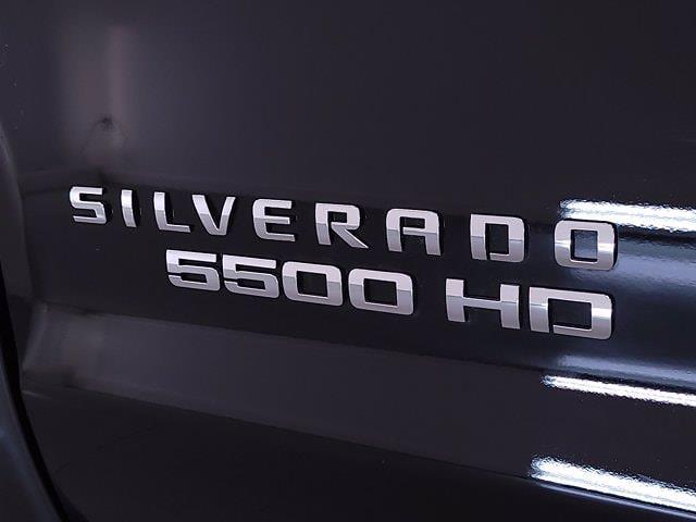 2021 Chevrolet Silverado 5500 Crew Cab DRW 4x4, Cab Chassis #TC060611 - photo 5