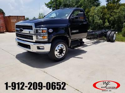 2019 Chevrolet Silverado Medium Duty Regular Cab DRW RWD, Cab Chassis #TC070191 - photo 1