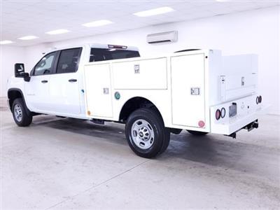 2020 Chevrolet Silverado 2500 Crew Cab 4x4, Warner Select Pro Service Body #TC070201 - photo 2