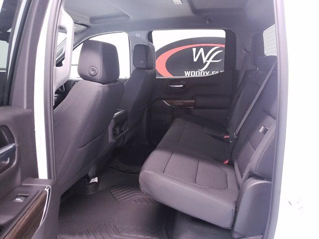 2021 Chevrolet Silverado 1500 Crew Cab 4x4, Pickup #TC070215 - photo 11