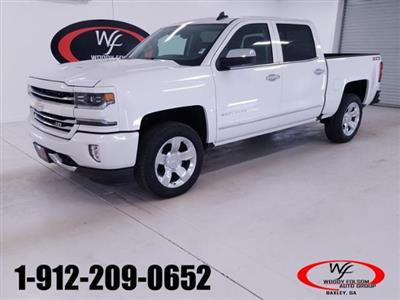 2018 Silverado 1500 Crew Cab 4x4,  Pickup #TC070581 - photo 1