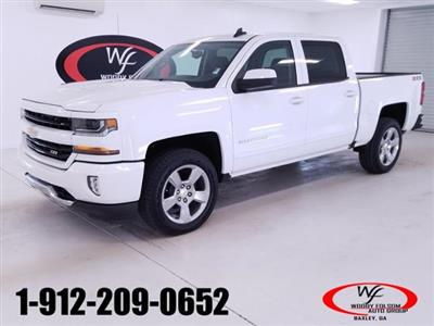 2018 Silverado 1500 Crew Cab 4x4,  Pickup #TC070585 - photo 1