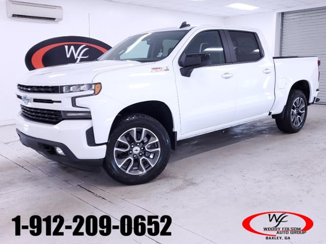 2020 Chevrolet Silverado 1500 Crew Cab 4x4, Pickup #TC070607 - photo 1