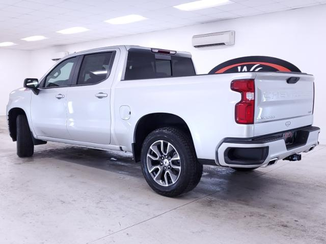 2020 Chevrolet Silverado 1500 Crew Cab 4x4, Pickup #TC070609 - photo 2