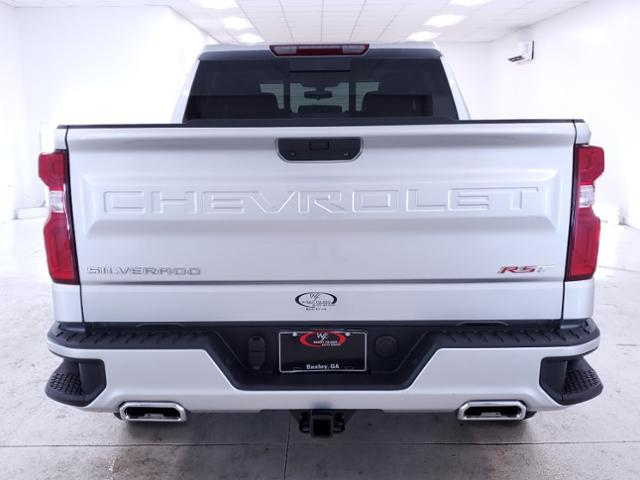 2020 Chevrolet Silverado 1500 Crew Cab 4x4, Pickup #TC070609 - photo 8
