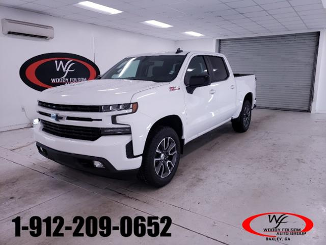 2020 Chevrolet Silverado 1500 Crew Cab 4x4, Pickup #TC070704 - photo 1
