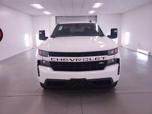 2021 Chevrolet Silverado 1500 Crew Cab 4x4, Pickup #TC070915 - photo 3