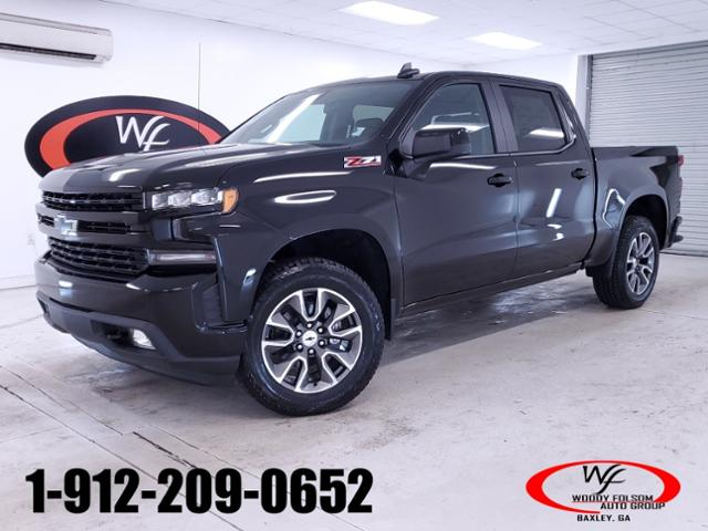 2020 Chevrolet Silverado 1500 Crew Cab 4x4, Pickup #TC071009 - photo 1
