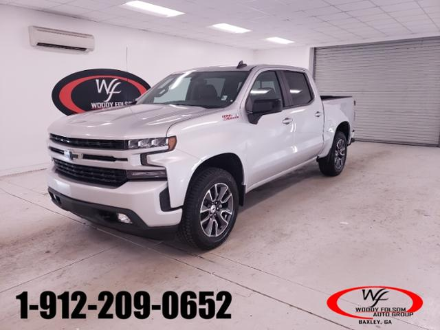 2020 Chevrolet Silverado 1500 Crew Cab 4x4, Pickup #TC071105 - photo 1