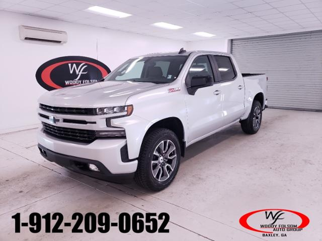 2020 Chevrolet Silverado 1500 Crew Cab 4x4, Pickup #TC071302 - photo 1