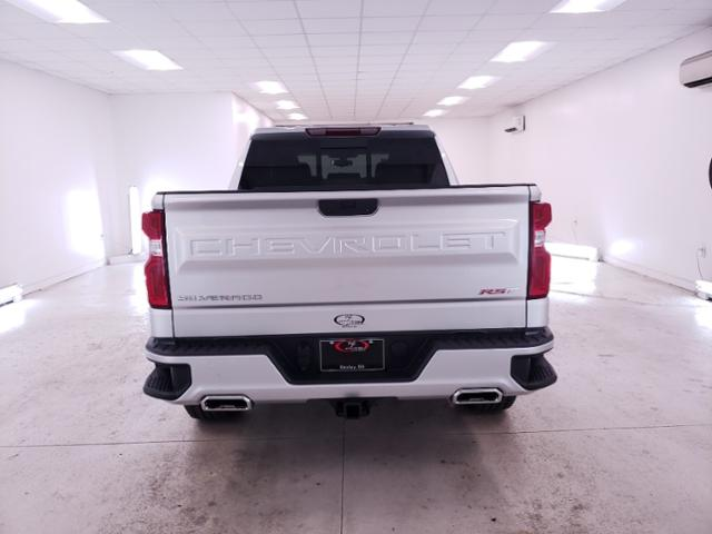 2020 Chevrolet Silverado 1500 Crew Cab 4x4, Pickup #TC071302 - photo 6