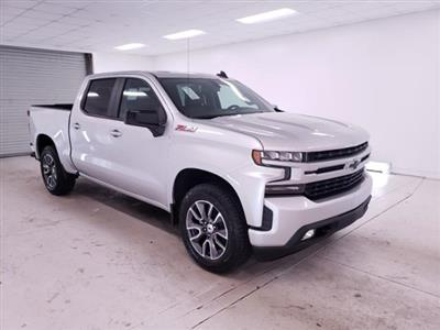 2020 Chevrolet Silverado 1500 Crew Cab 4x4, Pickup #TC071302 - photo 10